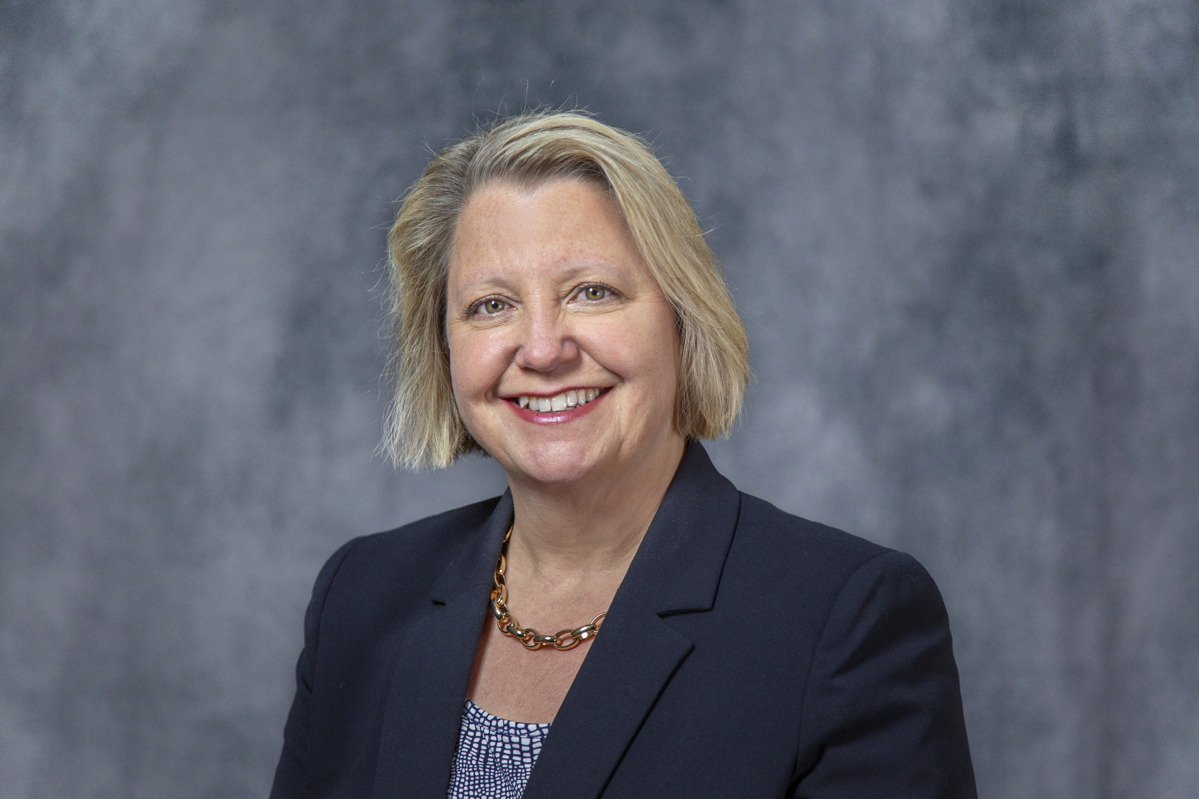 Pam Helgeson-Britton, St. Luke's Director of Quality Management