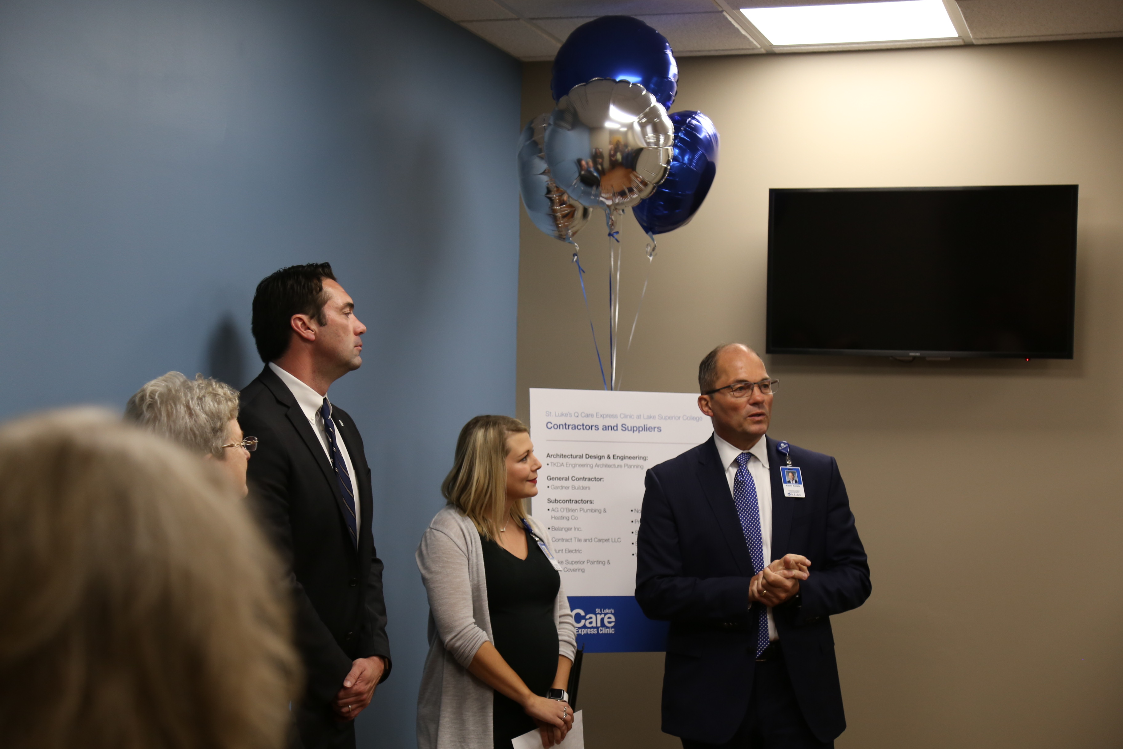 St. Luke's Celebrates Grand Opening of Q Care Express Clinic at Lake Superior College