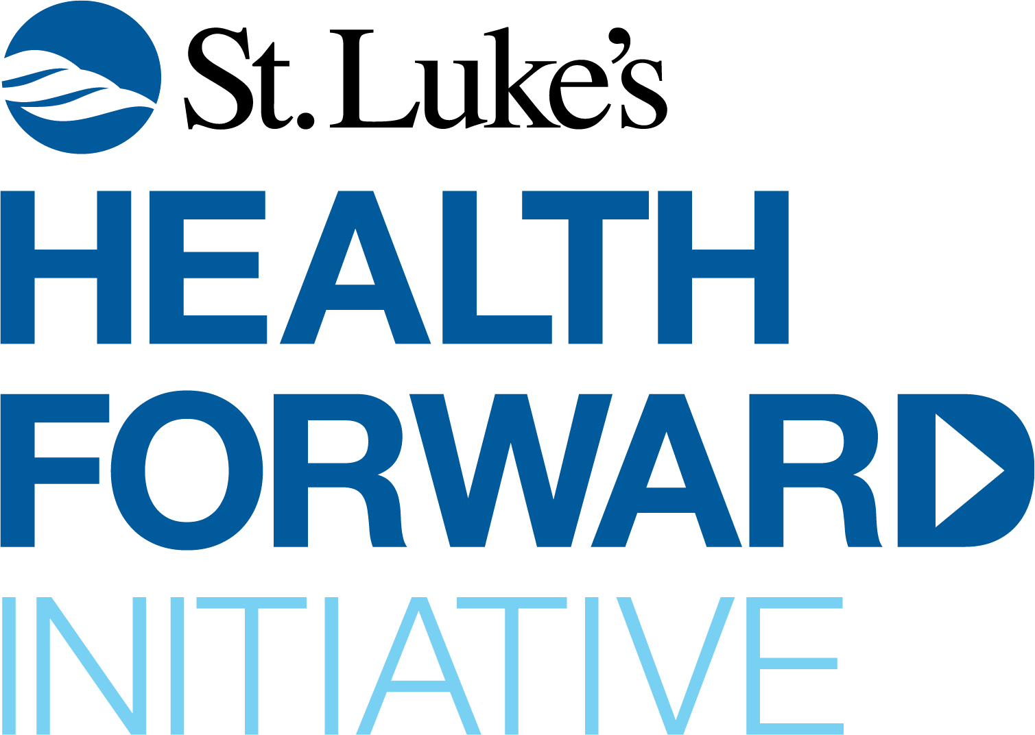 St. Luke's Health Forward Initiative Logo
