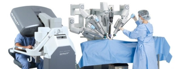 Da Vinci is a registered trademark of Intuitive Surgical, Inc.