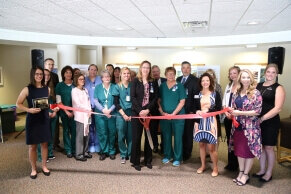 Ribbon Cutting Ceremony for St. Luke's Inpatient Pharmacy
