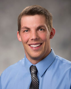 Dr. Matt Hansmeier, St. Luke's family physician