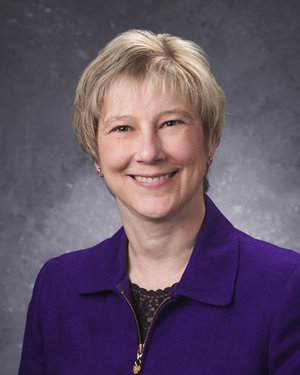 Jo Ann Hoag, who is CEO of Lake View and Vice President of Regional Development for St. Luke's